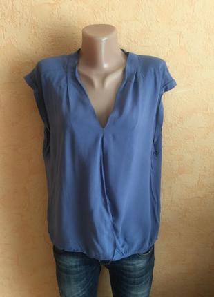Большой выбор блуз рубашек / легкая воздушная блуза без рукавов