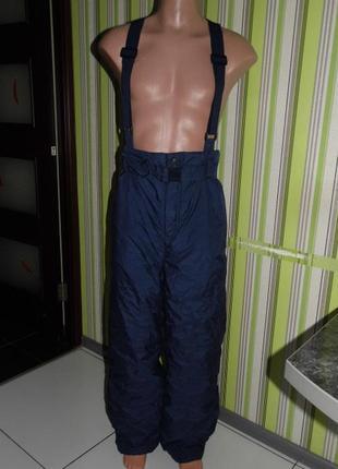 Лыжные мужские штаны брюки тсм tchibo. xl- сток - германия!!!