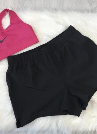 Чёрные сплртивные шорты для бега asos