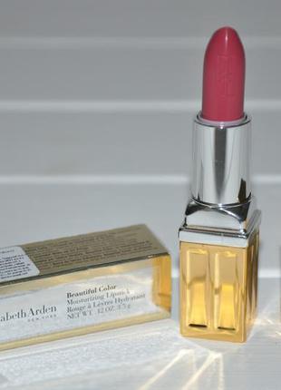Увлажняющая губная помада elizabeth arden beautiful color 47 rose petal