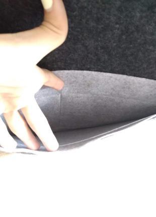 Папка из фетра для нетбука/планшета