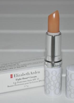 Бальзам для губ «8 часов» eight hour cream lip protectant stick spf 15 от elizabeth arden