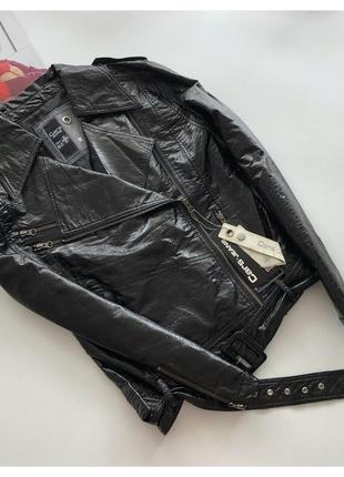 Новая куртка косуха cars jeans pp m