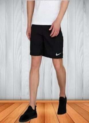 🍀🍀спортивные мужские шорты черные nike оригинал l 🍀🍀🍀