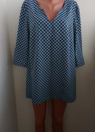 Пог 60 см красивая блуза !
