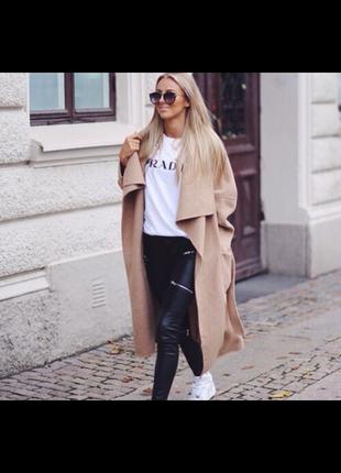 beb74dd1e7b Пальто оверсайз (oversize) женские 2019 - купить недорого вещи в ...