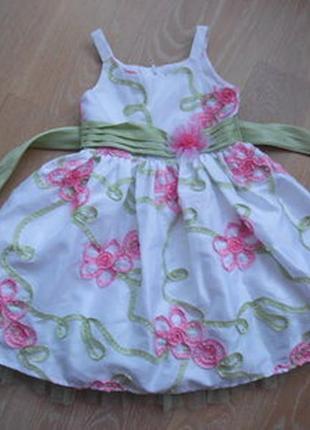 Платье sweet heart rose