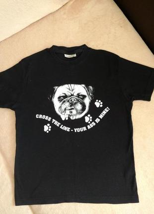 Шкодная футболка