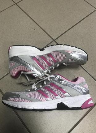 Кроссовки летние сетка стильные модные adidas размер 41-42
