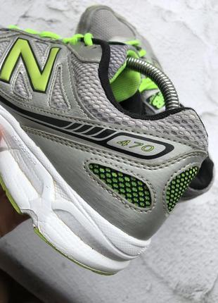 Оригинальные кроссовки new balance 470 v45 фото