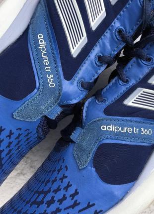 Оригинальные кроссовки adidas adipure trainer 3606 фото