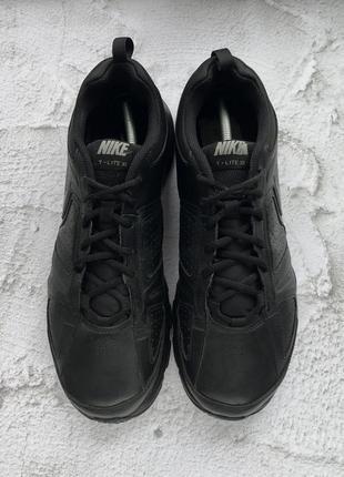 Оригинальные кроссовки nike t-lite112 фото