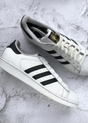 Оригинальные кроссовки adidas superstar