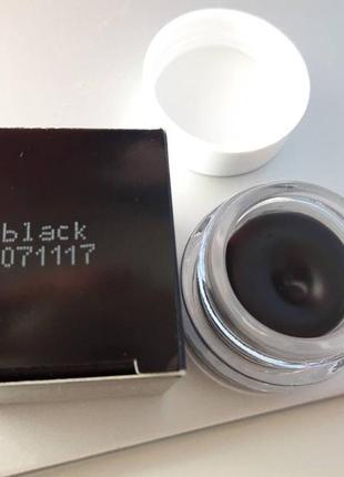 Avon mark гелевая подводка для глаз черная