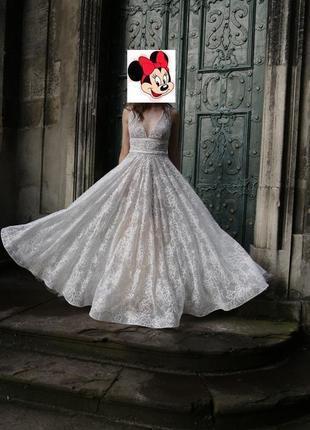 Вечірня\весільна сукня