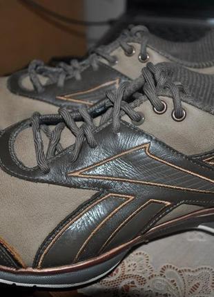 Кроссовки кожа reebok easytone moving air оригинал вьетнам