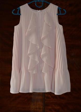 Платье детское next англия размер 2-3 года 98 см