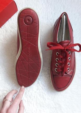 Туфли ecco кожа2 фото