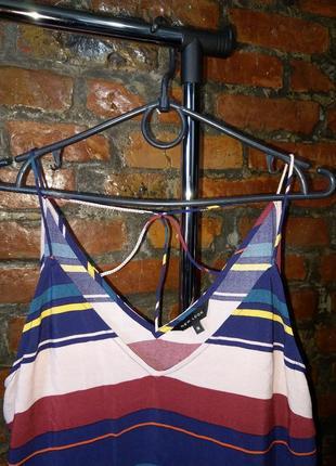 Топ блуза кофточка майка на бретелях new look2 фото