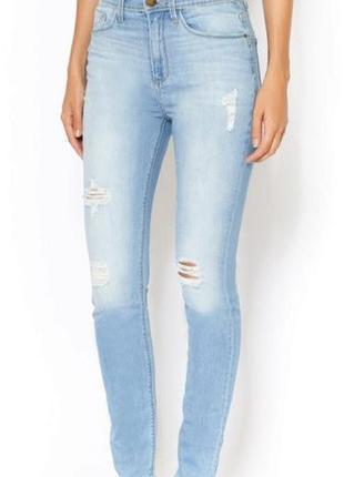 Шикарные скины, летние джинсы , рваные