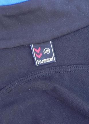 Олимпийка спортивная hummel 10лет 140см5 фото