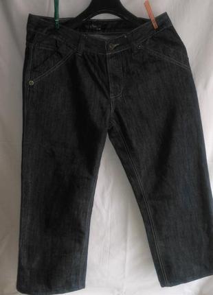 Хорошие  джинсовые бриджи
