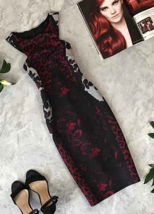 Восхитительное платье-карандаш с идеальным принтом  dr1921051 next