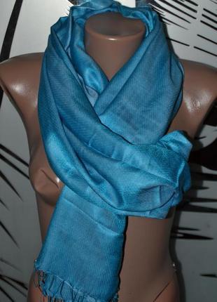 Палантин шарф легкий
