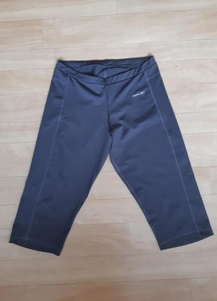 Спортивные штаны легинцы  reebok