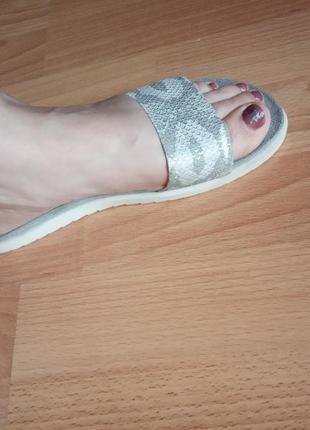 Люкс!кожаные шлепки,сабо,сандалии,шлепанцы,шикарный немецкий бренд