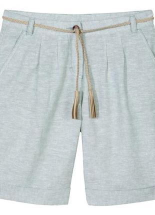 Лляні літні шорти esmara