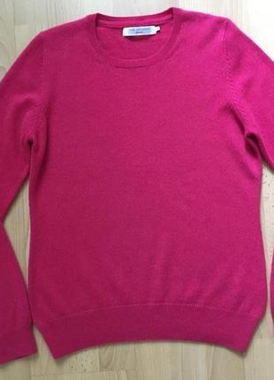 Кашемировый свитер с круглой горловиной john lewis 100% кашемир3 фото