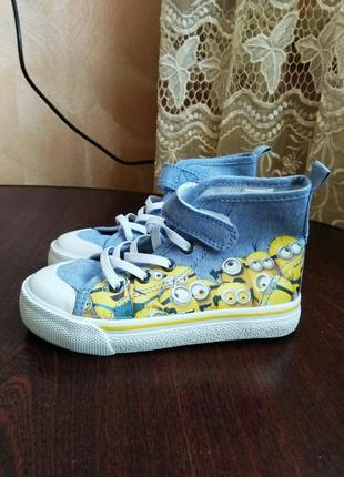 Нові дитячі кеди, кросівки, кросовки н&м
