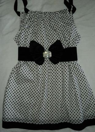 Платье, платье-туника, сарафан, на 8-9-10 лет