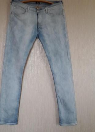 Классный мужские джинсы lee оригинал