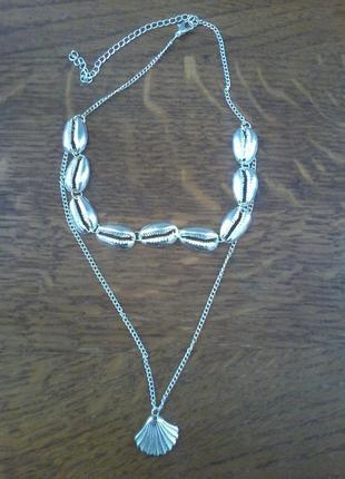 Ожерелье  трендовое чокер