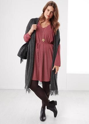 Цена дня - выразительное платье на каждый день от бренда tchibo, германия
