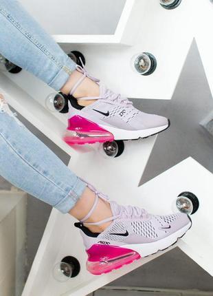 Стильные и удобные женские кроссовки nike 270 (весна-лето-осень)😍