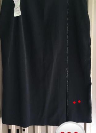 Шикарна жіноча юбка з ланцюжком