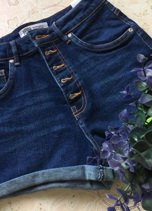 Женские джинсовые шорты zara