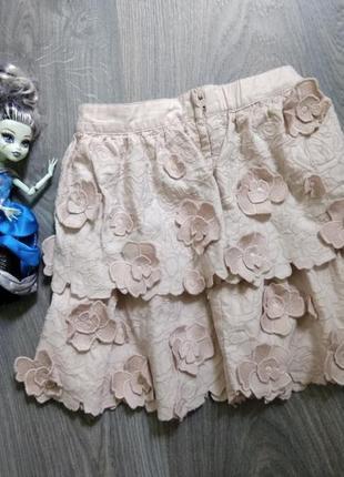 6-7л h&m юбка юпка спідниця7 фото