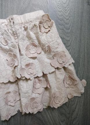 6-7л h&m юбка юпка спідниця9 фото