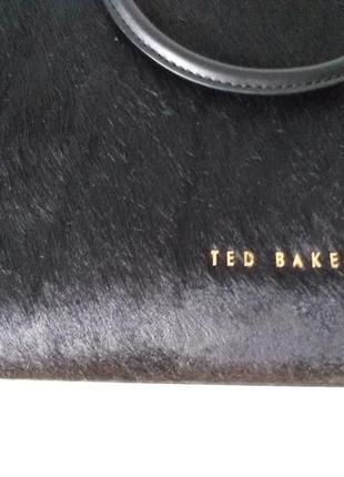 Ted baker кожаная сумка5 фото