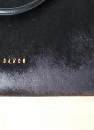 Ted baker кожаная сумка6 фото