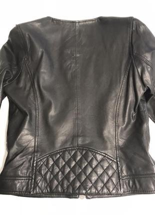 Куртка кожа бренда kookai