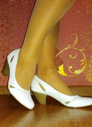 Laura scott туфли экокожа германия