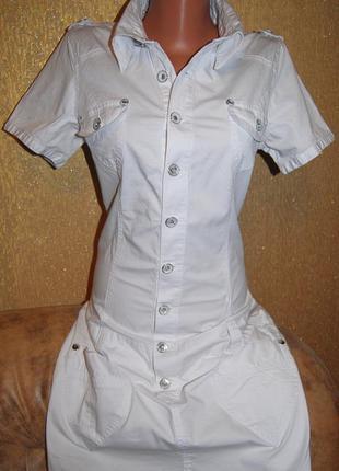 Суперское белое моднячее котоновое платье и много всего другого подписывайтесь