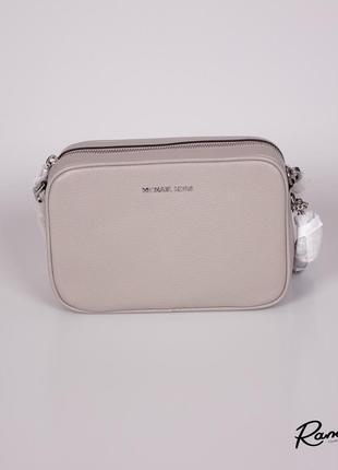 Оригинал, сумка! michael kors ginny leather crossbody bag, 32f7sgnm8l