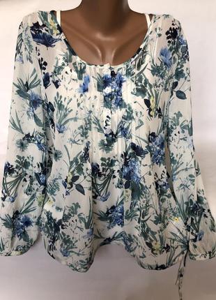 Красивая блуза с майкой
