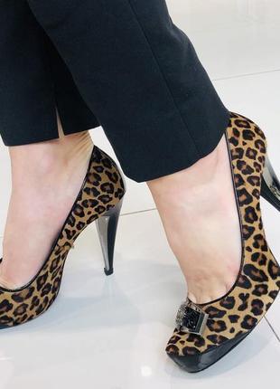 Туфли итальянского бренда podium